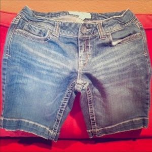 Aeropostale Other - Denim Bermuda Shorts